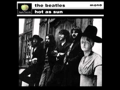 The Beatles - Hot As Sun (1969) - 05 - Polythene Pam