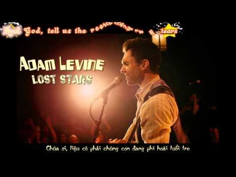 [Vietsub + Kara] Lost Stars - Adam Levine