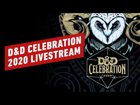 D&D Celebration 2020 Live Stream