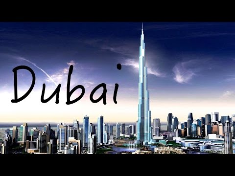 THE REAL DUBAI - The  DUBAI MALL, Exotic Cars and The Burj Khalifa Fountain