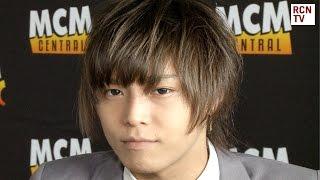 Amatsuki Interview 天月-あまつき- Subscribe to Red Carpet News: htt...