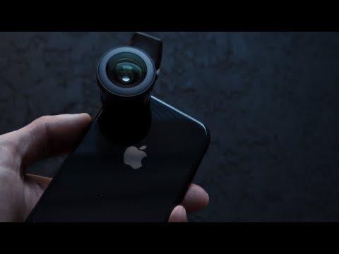 Какие объективы для телефона лучше - Moment или Sirui?