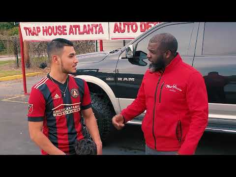 Have you ever been to a soccer game?...Atlanta United