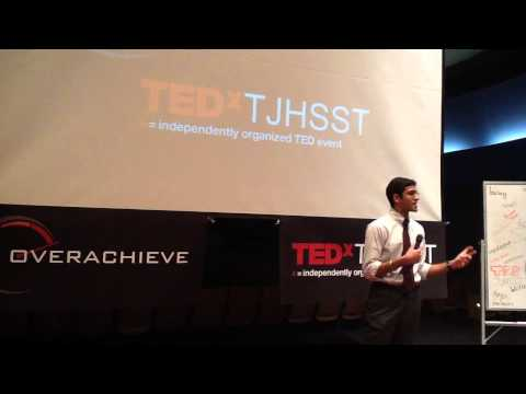 Confidence -- the key to success | Aditya Chaudry | TEDxTJHSST