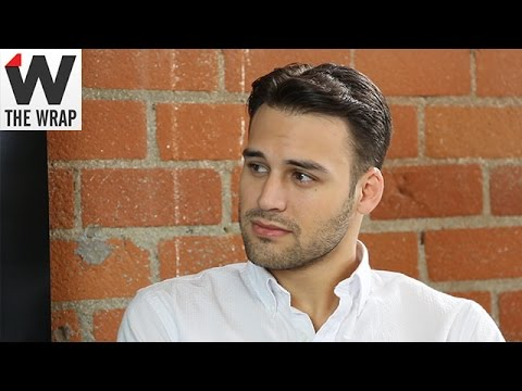 Ryan Guzman on 'Fifty Shades' Audition