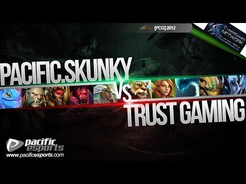[PCGTPH B] Pacific Skunky vs Trust Gaming