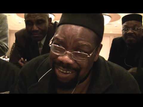 Dim Chukwuemeka Odumegwu Ojukwu at Achebe Colloquium
