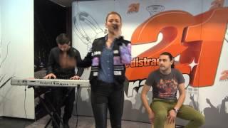 Alina Eremia - Cand luminile se sting (LIVE RADIO 21)