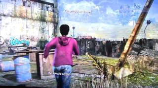 Harry Potter and the Deathly Hallows Gameplay 1 - E3 2010