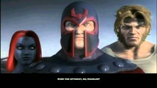 X Men Legends II Rise of Apocalypse The Game All Cutscenes