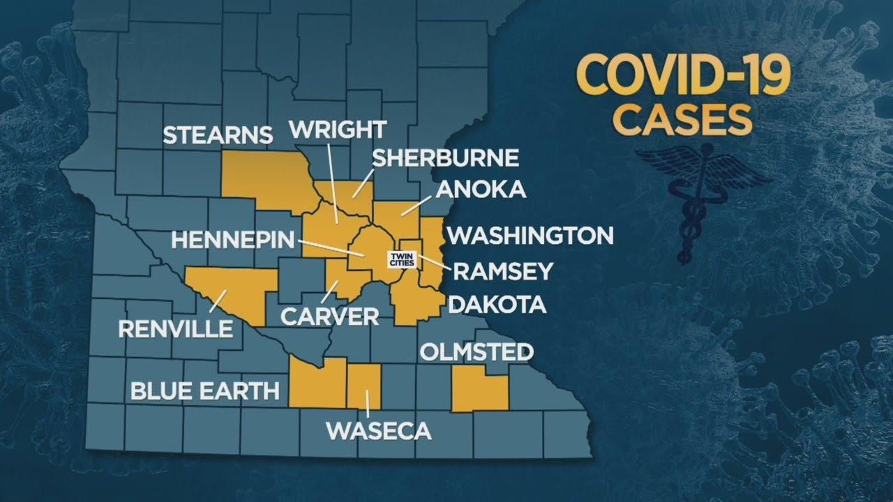 Latest on COVID-19 in Minnesota: State officials report first death ...