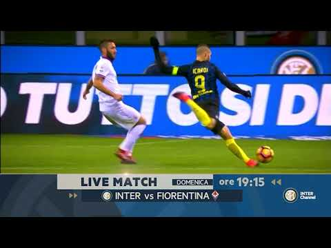 FOLLOW LIVE MATCH PRE INTER VS FIORENTINA