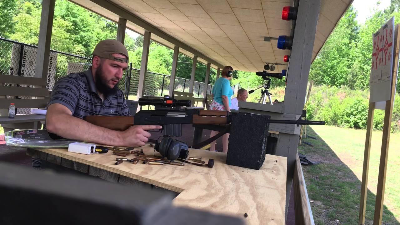 Yugo m76 sniper