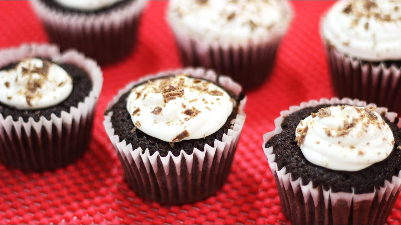 How To Make Chocolate Cupcakes  Basic Cupcakes Recipe By Barnaliskitchen