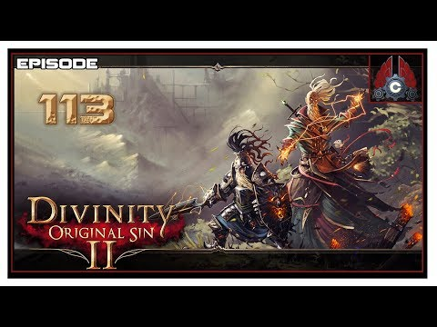 Let's Play Divinity: Original Sin 2 (Tactician Difficulty) With CohhCarnage - Episode 113