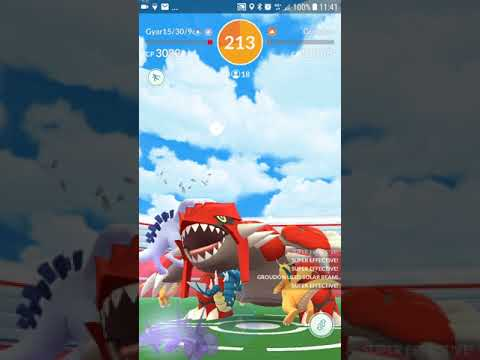 Me First Groudon Boss Raid Battles In The Group