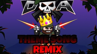 Theme Song Remix [ Doodle Army 2: Mini Militia ]