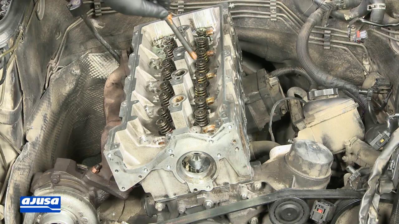 Cylinder head gasket / Junta de culata MERCEDES E220 CDI 16V MB646 961