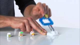 Іграшки: Angry Birds Star Wars Бойова Машина AT-AT від Хасбро (Hasbro) 2373A