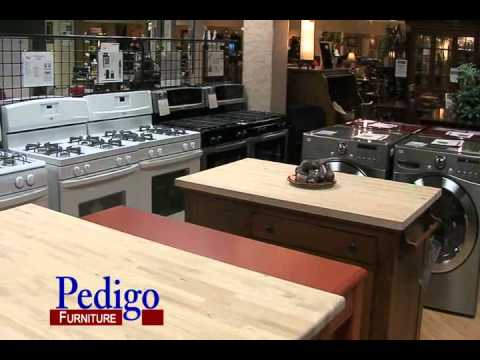 Pedigo Furniture (PF123009d) U0027Showroom   Appliancesu0027.wmv