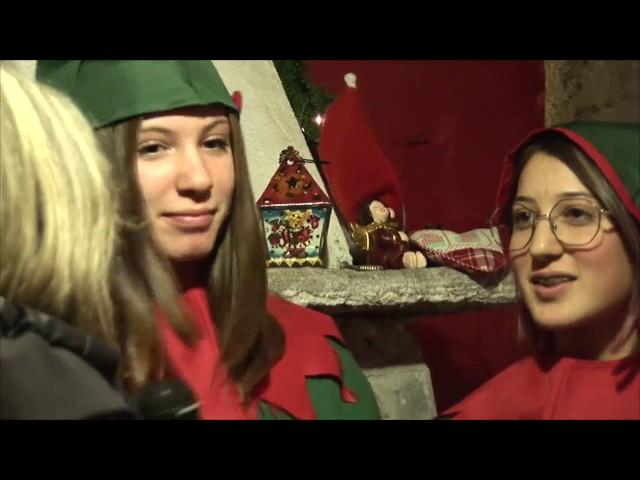 il rifugio di Babbo Natale. Briga Novarese