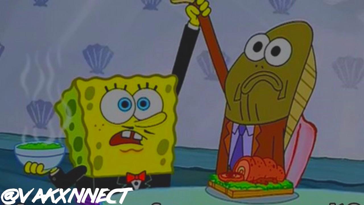 Finedining Spongebob Squarepants