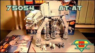 видео: Lego Star Wars 75054 AT-AT Review