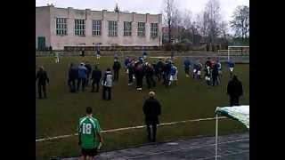 ФК штурм 96 - ФК верес 96 2:1 ( драка 2013)