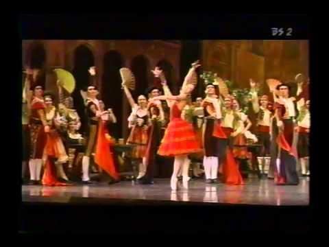 ボリショイバレエ団「ドン・キホ...