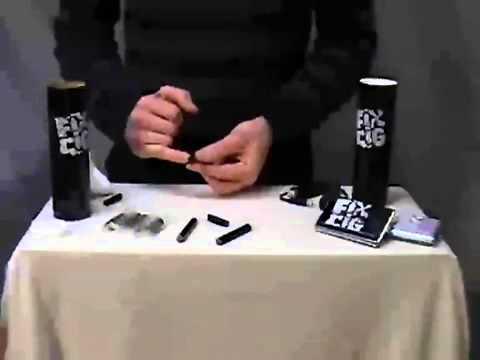 how to fix a ecig