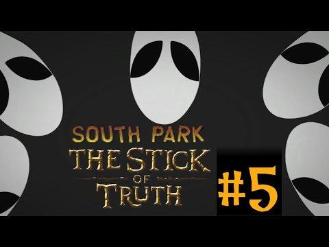 South Park: The Stick of Truth - #5 (Magyar) - análszonda? igen, MÉG!