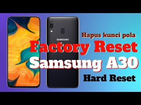 Cara Reset Samsung A30 Terkunci Pin Dan Lupa Pola