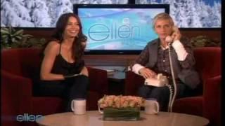 Sofia Vergara Ellen DeGeneres 1/20/10