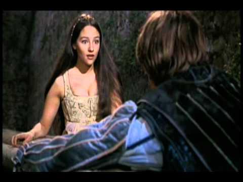 Balcony scene from Romeo & Juliet - YouTube |Romeo And Juliet 1968 Balcony