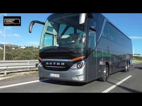Setra TopClass S 516 HDH test