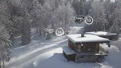 Location de chalet Les Rousses dans le Jura. Juramania