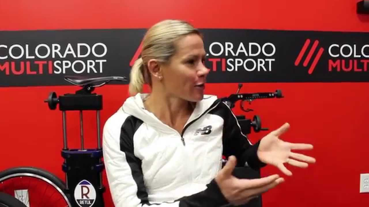 2a2dbe5ac8d Mirinda Carfrae talks about her 2015 Ironman World Championship race. -  YouTube