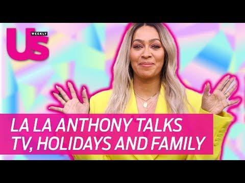 La La Anthony talks TV, Holidays and Family
