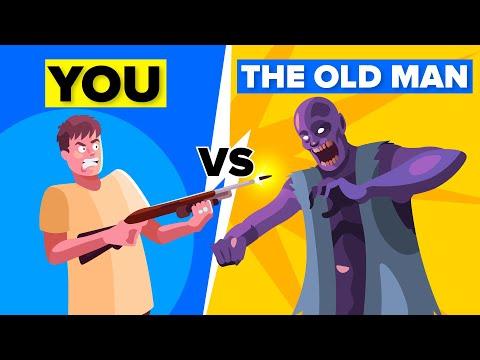 You vs SCP-106