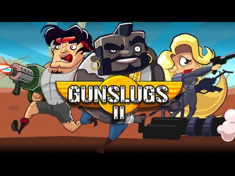 Gunslugs 2 Gameplay - For iOS And Android