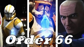 Order 66 Across the Galaxy