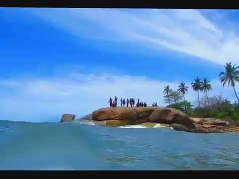 "SURF CÔTE D'IVOIRE / IVORY COAST #GOPRO "" BORN IN AFRICA """