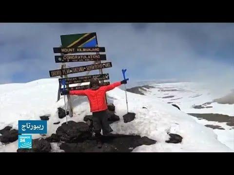 المغربي نبيل غايل يتسلق أعلى قمم الجبال في أفريقيا  - نشر قبل 22 دقيقة