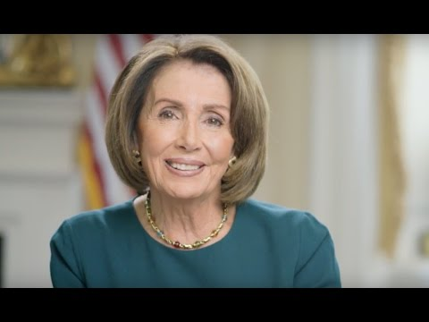 Weekly Democratic Address: House Democratic Leader Nancy Pelosi