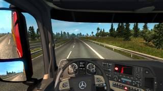 Euro Truck Simulator 2: Osnabruck (D) to Odense (DK)(Atlantic Cod Fillet (16t))[Tandem]