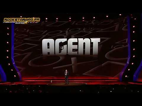E3 2009 - Annonce d'Agent pendant la Conférence Sony