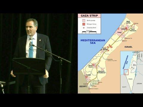 Miko Peled - Gaza