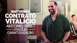 Vídeo - Contrato Vitalício: Otacílio Caracterização