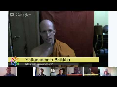 Is Staying With the Breath Samatha? (Monk Radio)
