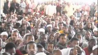 "(Part II) of Ethiopian Muslims Denouncing ""Ahbash"" and ""Majlis"" at the Awolia College."
